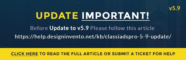 Update Notice
